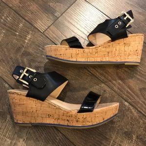 Tommy Hilfiger Wedge Platform Sandals